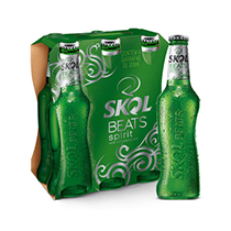 Skol Beats Spirit Long Neck 313 ML