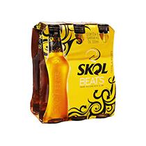 Cerveja Skol Beats 330ml
