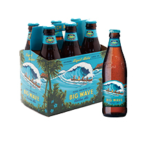 Cerveja Kona Big Wave Golden Ale 355 ML
